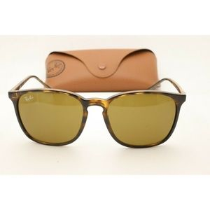 New Ray Ban RB 4387 Sunglasses 710/73 Tortoise